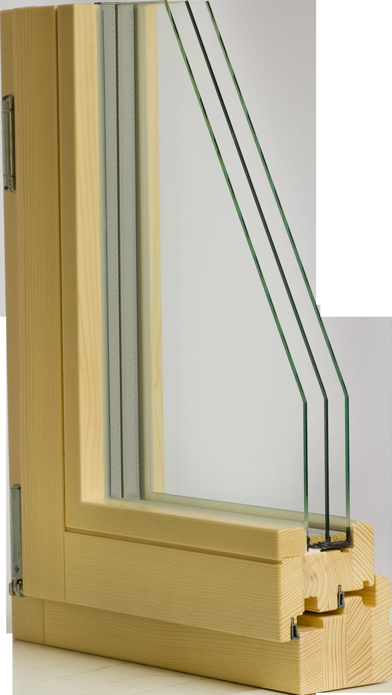 Holzfenster Mit 3 Fach Verglasung Denkmalfenster